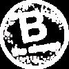 B-Logo blanco